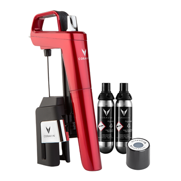 CORAVIN™ Model Six Candy Apple Red - Core (112213)