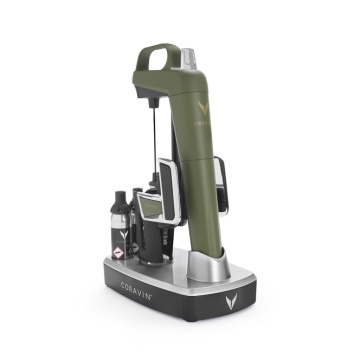 CORAVIN™ Model 2 Elite Plus Pack, Hunter Green(112066)