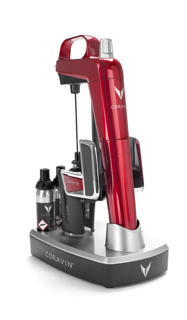 CORAVIN™ Model 2 Elite, Cherry Red  (100512)